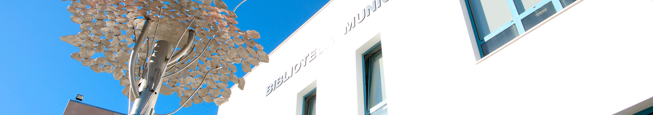 """Biblioteca Pública Alhaurín de la Torre """"Antonio Garrido Moraga"""""""
