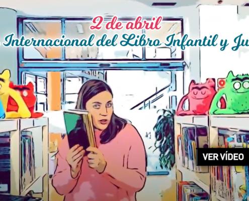 2 de abril - día internacional de libro infantil y juvenil