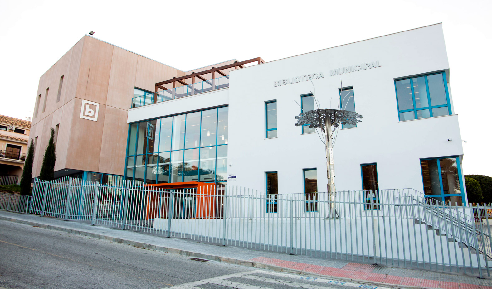 Biblioteca Pública Municipal de Alhaurín de la Torre