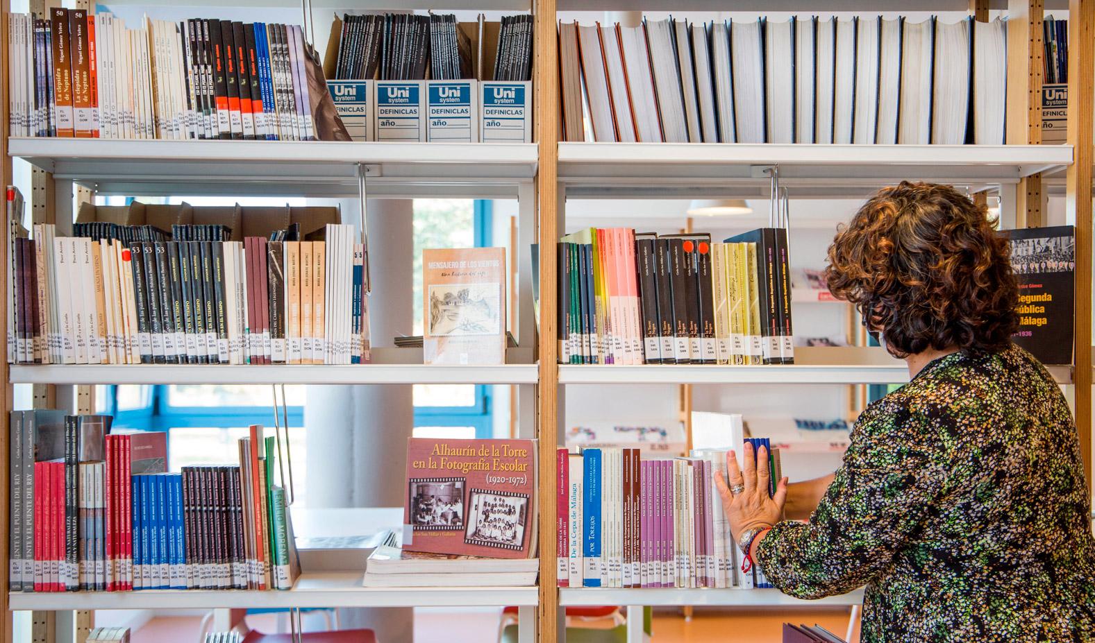 Fondo Local Biblioteca Pública Municipal de Alhaurín de la Torre