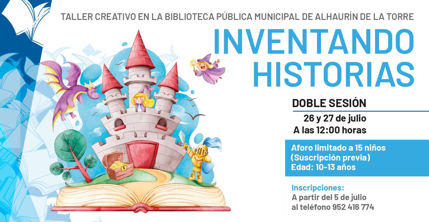 INVENTANDO HISTORIAS